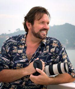 Photographer Gareth Rockliffe