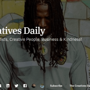 The Creatives Daily Presents Headlines