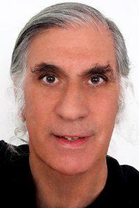 Walter Paul Bebirian (self portrait)